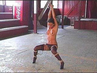 Drea bondage predicament