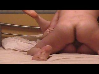 Big woman fucked by husband