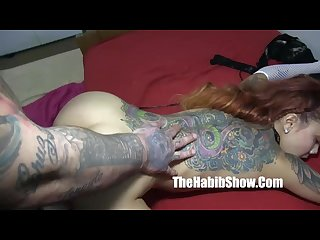 Chitowns own hood rican tattoo fucks lil asian kimberly ch