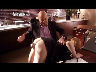 Nude secretaries like to get fucked at the office