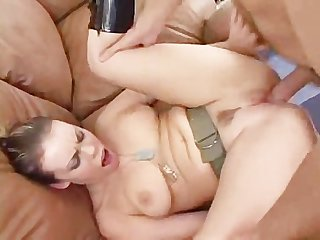 Gia paloma S ass takes a drilling