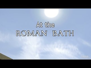 [SFM] At the Roman Bath