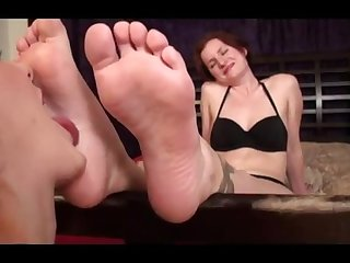 Pleasures of the sole you Lost the bet