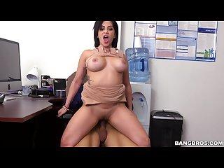 Kitty caprice fucks hard to save her job bbc15783