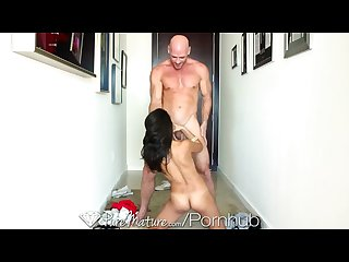 Hd puremature sexy latina can t wait to get fucked hard