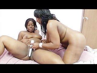 Lesbian budonkadunk 3 scene 3