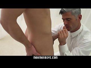 Mormonboyz dom daddy plows sub boy bareback