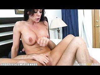 Lonely mom kendra lust is seduced by one her son S friends