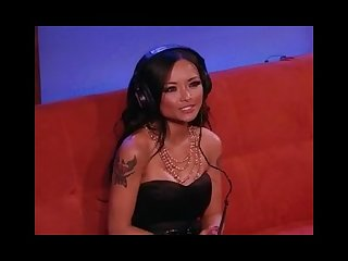 Tila Tequila on howard stern