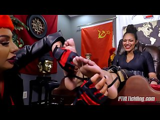 From russia with laughs ep 2 rasputina the foot tormentor