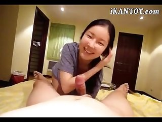 Cute and innocent but extremely horny korean girlfriend