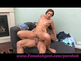 Femaleagent milf with amazing cowgirl skills