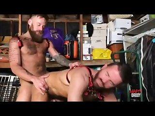 Nasty daddy lucky n raw