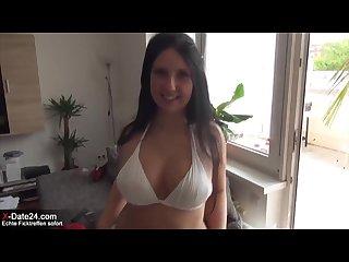 S sse brunette bekommt sexbesuch zum arschficken
