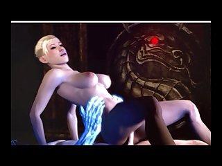 Cassie cage porn