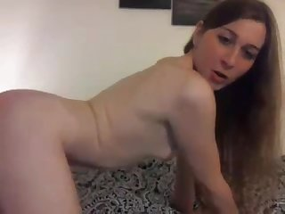 Insanely hot amateur tgirl compilation