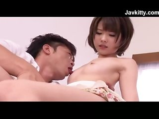 18 years old japan cute girl does porn