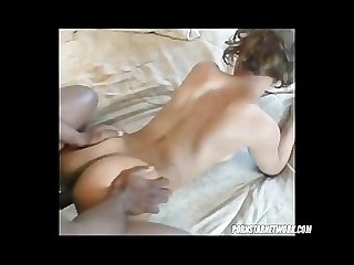 Tatiana brown gets fucked and covered in cum