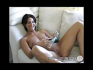 Milf canadian porn skye fingering amateur wifey pussy