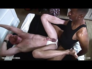 Interracial daddies Breeding