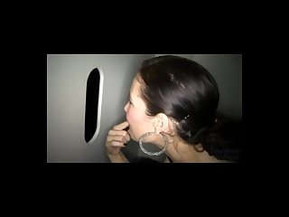 Gloryhole hustlers taylor3 fucks sucks and swallows