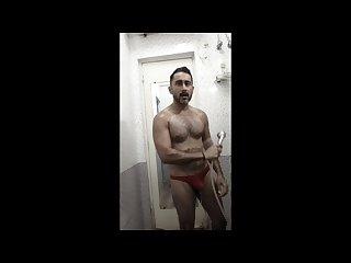 Cocksox underwear shower Teaser