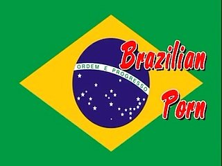 Horny brazilian teen
