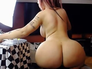Sexy girl big ass and pussy 07