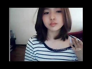 Cute asian cam girl