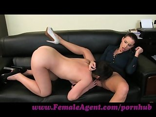 Femaleagent a new star is born