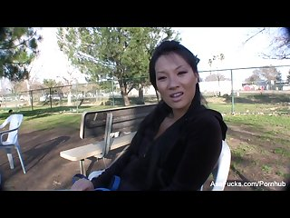 Behind the scenes interview with asa akira part 2