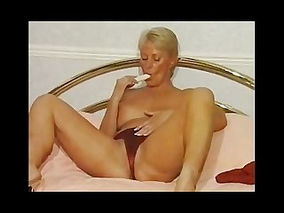 British milf Alexis capaldi strips plays