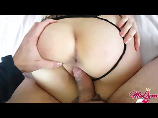 She fucks her Stepbrother to get pregnant 4k Hd remastered