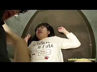 Ozak nonoka jav teen fucked in between elevator doors on the floor