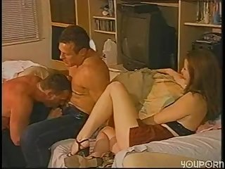 Husbands 3some