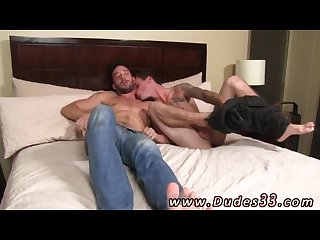 Gay male sex sample clips what a scorching pair