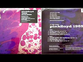 Pink floyd their first recordings 1965 full album with bob klose
