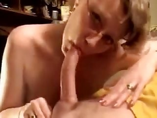 Ugly mature shows she can still make cock grow hard with deepthroat skills2