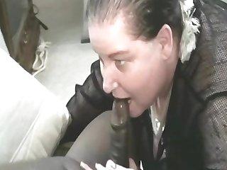 Fat slut anal fucked by bbc