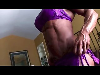 Salute to the barrel chested muscle women of bodybuilding