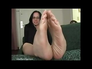 Smelly soles joi