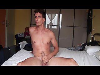 Mandingo si masturba xl