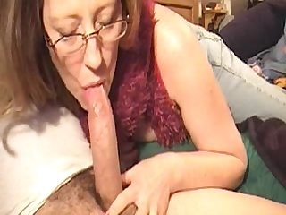 This wife gives the best deepthroat and swallow service