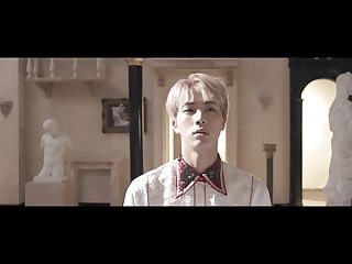 Bts blood sweat tears mv hot and sexy