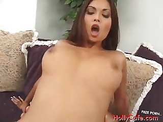 Tera patrick gets fucked then swallows 2 loads of cum