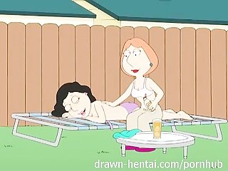 Family guy porn video nude loise