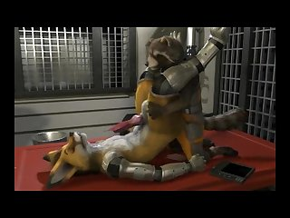 Rocket raccoon and fox yiff