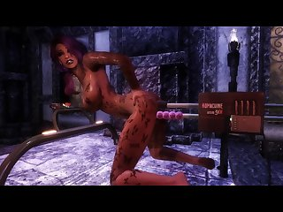 Komachine double hard deep penetration game skyrim animation