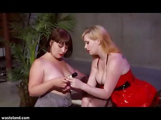 Wasteland bondage sex movie loaded dice pt 2