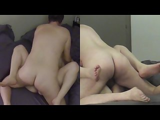 Multicam amateur homemade milf ride and orgasm